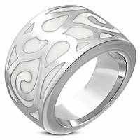 Женское кольцо «Узорное», в наличии 16.5, фото 1