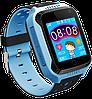 Детские смарт часы-телефон Q528 Y21 с GPS, камерой, фонариком и игрой, фото 6