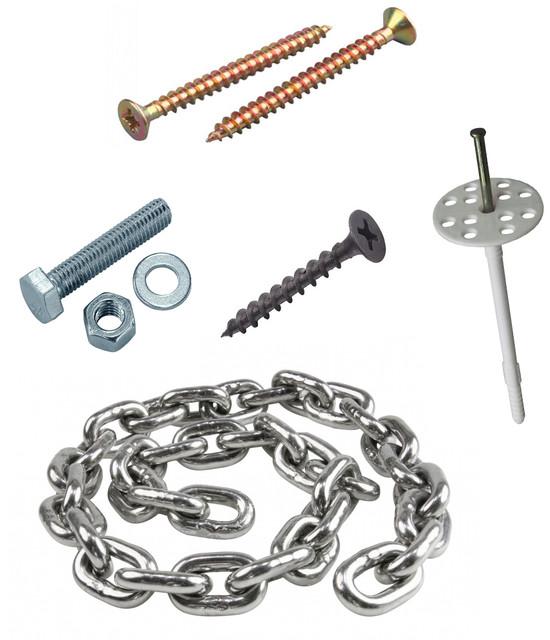Метизы и крепежные материалы (элементы)
