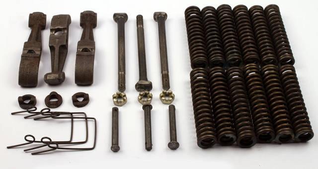 Ремкомплект корзины сцепления Т-40, Д-144 (полный)  (арт.1169)