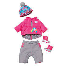 Одяг зимова для ляльки Baby Born Zapf Creation 823811