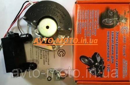Мікропроцесорна система запалювання 1135.3734 з котушкою Дніпро МТ, Урал, К-750 (+ПЕРЕХІДНИК для К-750)