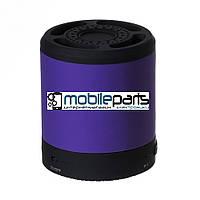 Портативная колонка (Аудиоколонка) BLUETOOTH PT-H901 (Фиолетовая)