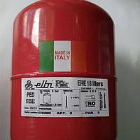 Бак для отопления 18 литров Elbi круглый
