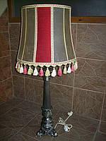 Лампа настільна,лиття (3618), Броди