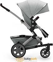 Универсальная коляска Jools Geo2 Quadro Grigio