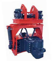 Вибропогружатель с функциями наклона и бурения DPD350TA / Pile Driver (Tilting & Auger Type) DPD350TA