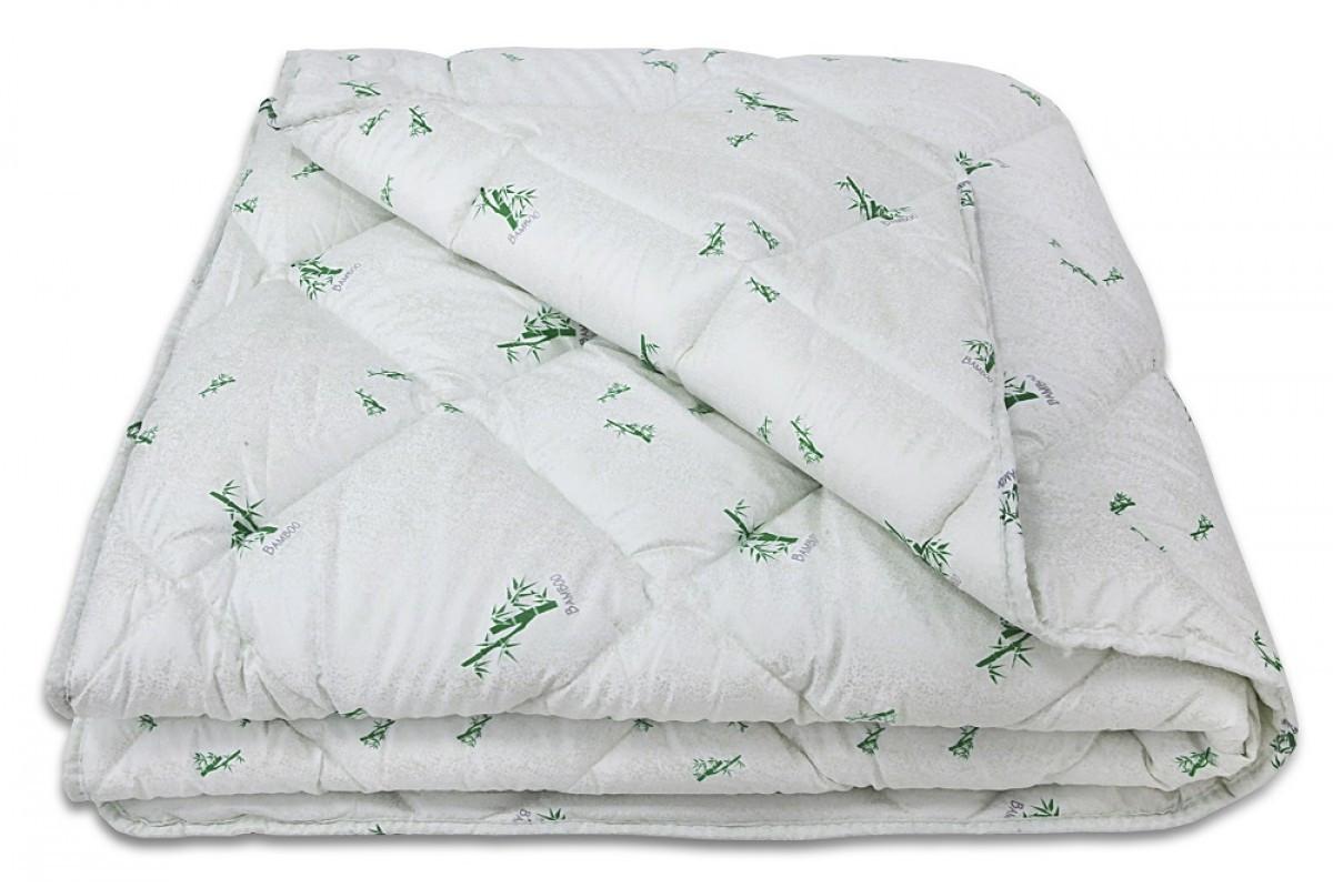 Бамбуковое одеяло с эвкалиптовым волокном 150х210
