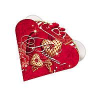 "Упаковка праздничная ""Сердце"" на 500 грамм"