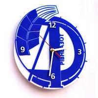 Рекламные часы