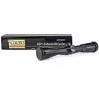 Оптический прицел BSA Advance 1.5-6х42 IRG 775415