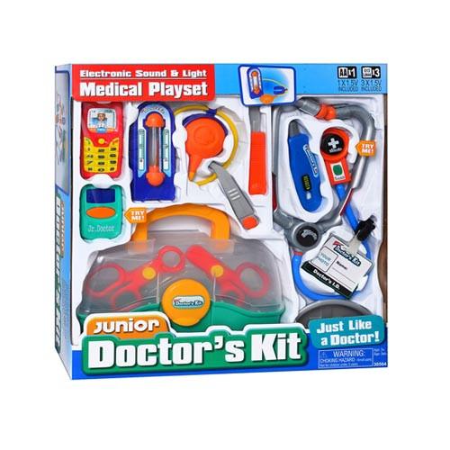 Доктор 30564  телефон, инструменты в чемодане, на бат-ке, в кор-ке,