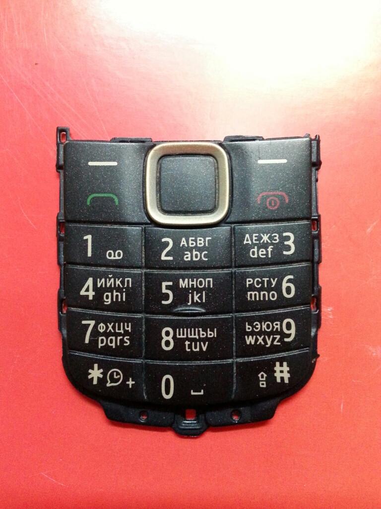 Nokia 1616 клавиатура оригинал б/у