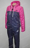 Теплый  женский зимний спортивный костюм  на флисе