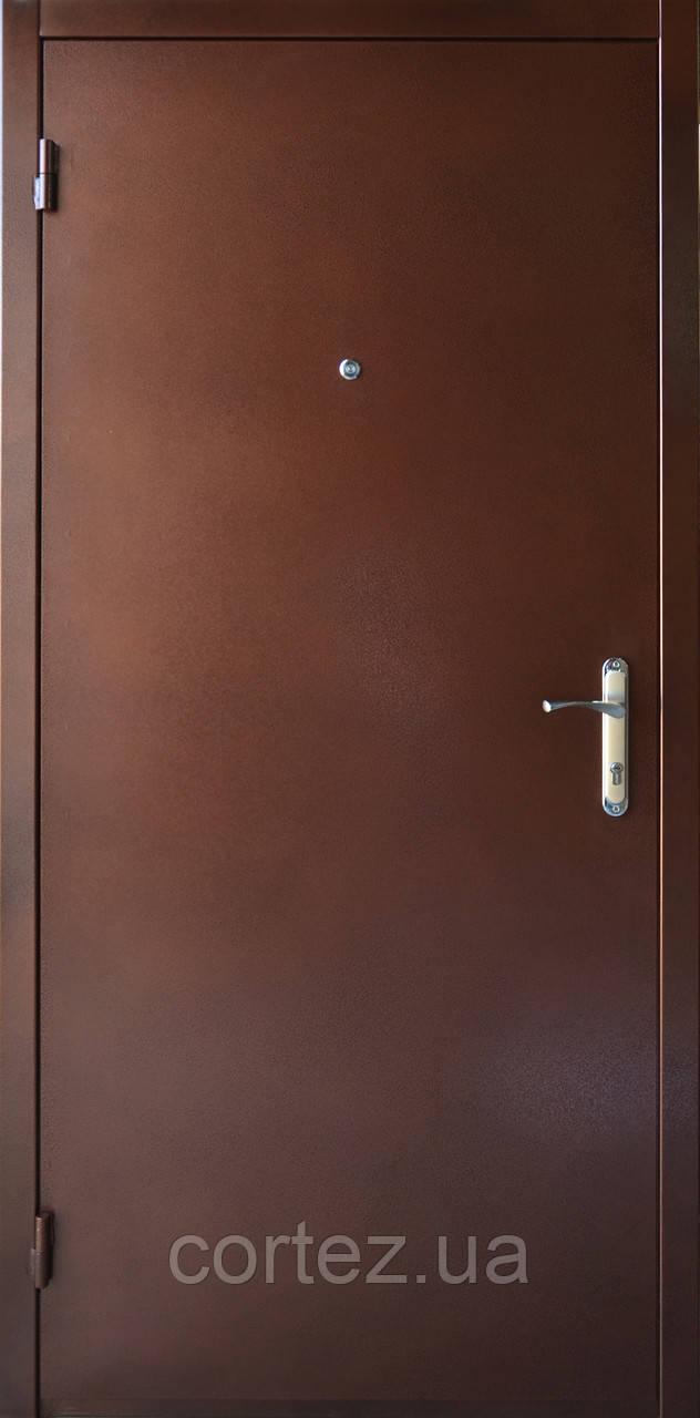 Двери входные металл/дсп