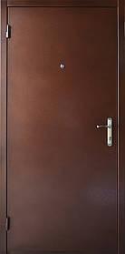 Двери входные  метал/дсп