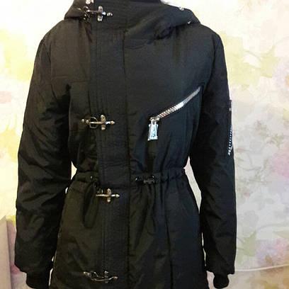 Зимняя куртка женская парка. Распродажа!!! Только L.