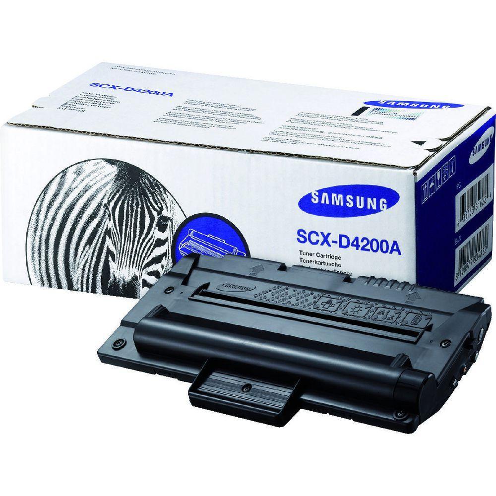 Восстановление SCX-D4200A/ELS