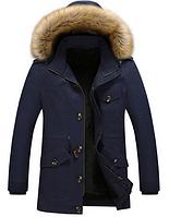 Стильная мужская зимняя куртка. Модель 61679, фото 2