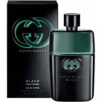 Gucci Guilty Black Pour Homme  90 ml.   Лицензия