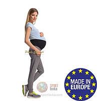 Утепленные спортивные штаны для беременных Paulo Connerti M-824(original), лосины, леггинсы