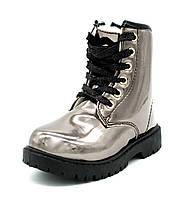 Ботинки для девочек Haver демиссезон 28 и 30 размеры