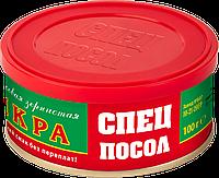 Красная Икра СПЕЦПОСОЛ лососевая, 100г