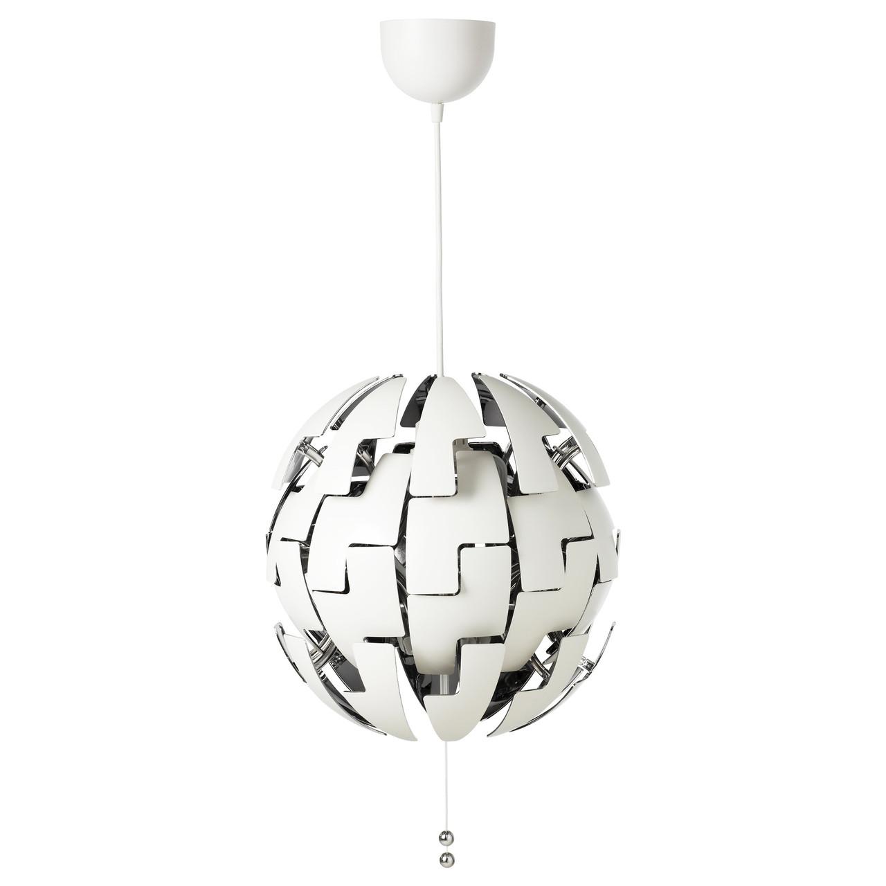 ИКЕА ПС 2014 Подвесной светильник, белый, 903.114.94