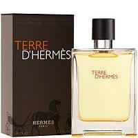 Мужская Туалетная вода  Hermes Terre d'Hermes  100 ml.   Лицензия