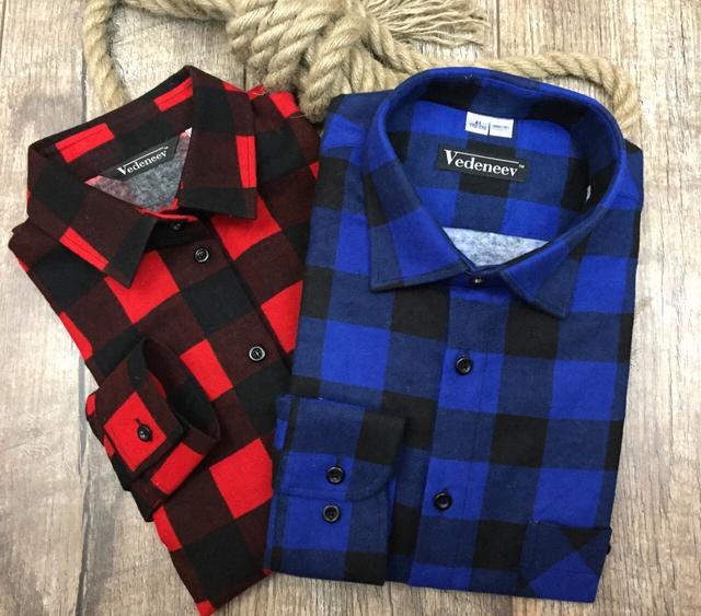 54297de3149 Теплые фланелевые рубашки.. Товары и услуги компании