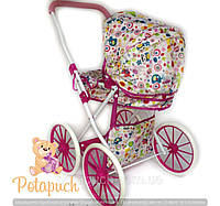 Детская игровая коляска трансформер М 69882