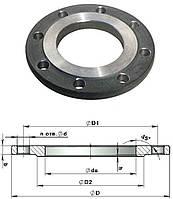 Фланцы стальные и нержавеющие плоские приварные ГОСТ 12820-80
