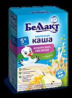 Молочная каша Беллакт кукурузно-овсяная с грушей , 200 г