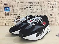 Мужские кроссовки Adidas Yeezy 700 Runner Boost  black
