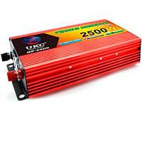 Инвертор UKC Inverter I-Power SSK 2500W - преобразователь электрической энергии , 1001379, инвектор, преобразо