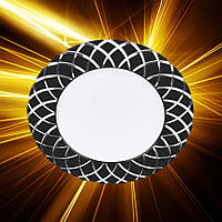 Светодиодная панель Feron AL780 5W черная