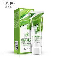 Оригинал! Азиатский увлажняющий гель для лица BioAqua aloe vera essence
