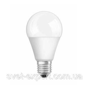 Лампа OSRAM LS CLA75 9,5W/865 220 240V FR E27 10X1 матовая