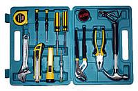 Набор инструментов для ремонта Home Owner`s Tool Set 21 pcs в кейсе, 1001573, набор инструментов, набор инстр