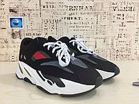 Женские кроссовки Adidas Yeezy 700 Runner Boost black