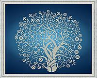 Схема для вышивки Дерево изобилия и достатка