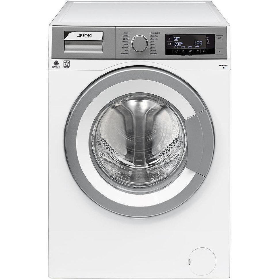 Отдельно стоящая стиральная машина Smeg WHT914LSIN