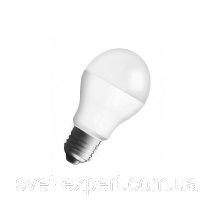 Лампа OSRAM Star CL A60 8W/840 220-240V FR E27 матовая