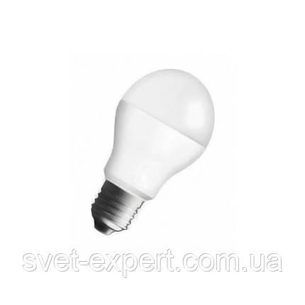 Лампа OSRAM Star CL A60 8W/840 220-240V FR E27 матовая , фото 2