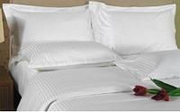 Профессиональный текстиль для гостиниц, сатин полоска