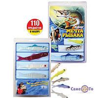Набір снастей для риболовлі Мрія рибалки, 1000847, рибальські снасті, все для риболовлі, снасті для риболовлі, рибальські снасті, купити рибальські