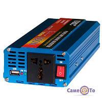 Інвертор автомобільний UKC XR-600B 600W (SURGE 1200W), 1001870