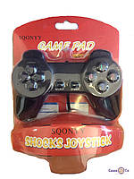 USB геймпад SQONYY Game Pad Shocks Joystick, 1001854
