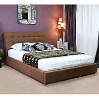 Кровать Кофе-тайм 160х200 (цвет капучино)