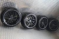 """Оригинальные 21"""" колеса на Mercedes GLE W166 AMG"""